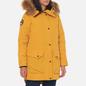 Женская куртка парка Arctic Explorer Chill Yellow фото - 4