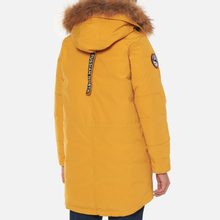 Женская куртка парка Arctic Explorer Chill Yellow фото- 5