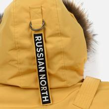 Женская куртка парка Arctic Explorer Chill Yellow фото- 7