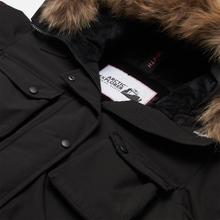 Женская куртка парка Arctic Explorer UMI Black фото- 2