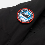 Женская куртка парка Arctic Explorer UMI Black фото- 1