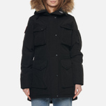 Женская куртка парка Arctic Explorer UMI Black фото- 3
