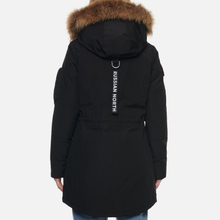 Женская куртка парка Arctic Explorer UMI Black фото- 5