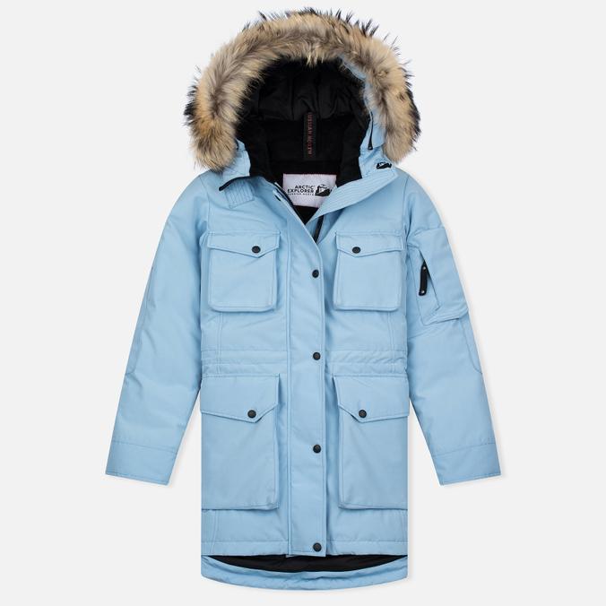 Женская куртка парка Arctic Explorer UMI Blue