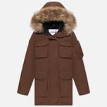 Женская куртка парка Arctic Explorer UMI Cacao фото- 0