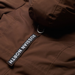 Женская куртка парка Arctic Explorer UMI Cacao фото- 3
