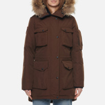 Женская куртка парка Arctic Explorer UMI Cacao фото- 4