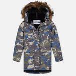 Женская куртка парка Arctic Explorer UMI Camouflage фото- 0