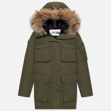 Женская куртка парка Arctic Explorer UMI Khaki фото- 0
