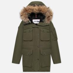 Женская куртка парка Arctic Explorer UMI Khaki