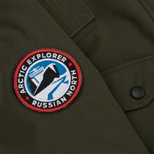 Женская куртка парка Arctic Explorer UMI Khaki фото- 10