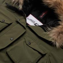 Женская куртка парка Arctic Explorer UMI Khaki фото- 1
