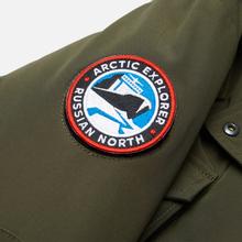 Женская куртка парка Arctic Explorer UMI Khaki фото- 2