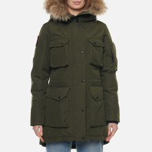 Женская куртка парка Arctic Explorer UMI Khaki фото- 4