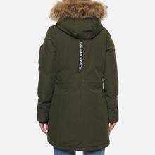 Женская куртка парка Arctic Explorer UMI Khaki фото- 5