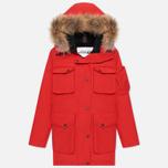 Женская куртка парка Arctic Explorer UMI Red фото- 0