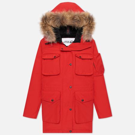 Женская куртка парка Arctic Explorer UMI Red