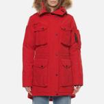 Женская куртка парка Arctic Explorer UMI Red фото- 4
