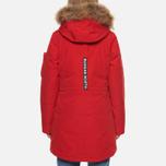 Женская куртка парка Arctic Explorer UMI Red фото- 5