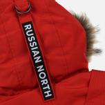 Женская куртка парка Arctic Explorer UMI Red фото- 6