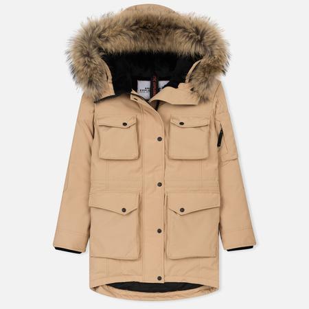 Женская куртка парка Arctic Explorer UMI Sand