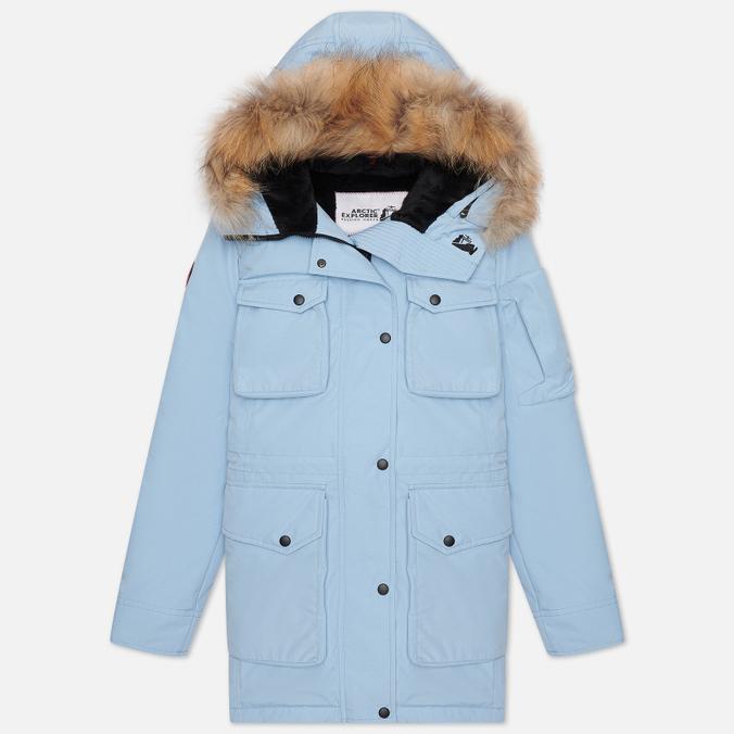 Женская куртка парка Arctic Explorer UMI Sky