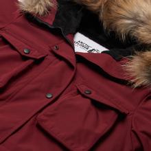 Женская куртка парка Arctic Explorer UMI Wine фото- 1