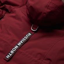 Женская куртка парка Arctic Explorer UMI Wine фото- 2