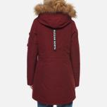 Женская куртка парка Arctic Explorer UMI Wine фото- 5