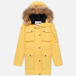 Женская куртка парка Arctic Explorer UMI Yellow фото- 0