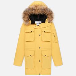 Женская куртка парка Arctic Explorer UMI Yellow