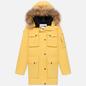 Женская куртка парка Arctic Explorer UMI Yellow фото - 0