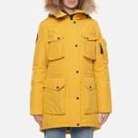 Женская куртка парка Arctic Explorer UMI Yellow фото- 4