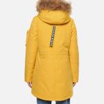 Женская куртка парка Arctic Explorer UMI Yellow фото- 5