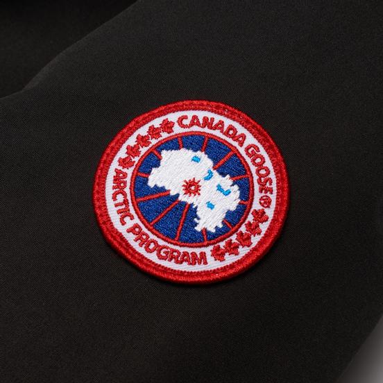 Женская куртка парка Canada Goose Rossclair Black