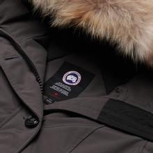 Женская куртка парка Canada Goose Rossclair Graphite фото- 1