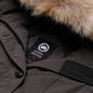 Женская куртка парка Canada Goose Rossclair Graphite фото - 1