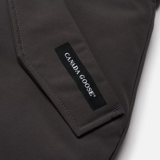 Женская куртка парка Canada Goose Rossclair Graphite