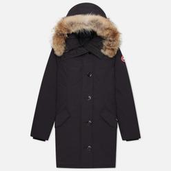 Женская куртка парка Canada Goose Rossclair Navy