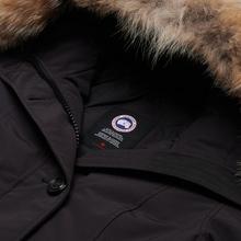 Женская куртка парка Canada Goose Rossclair Navy фото- 0
