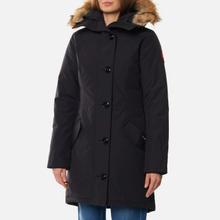 Женская куртка парка Canada Goose Rossclair Navy фото- 3