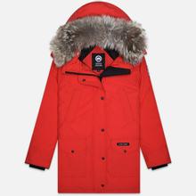 Женская куртка парка Canada Goose Trillium HD Red фото- 0