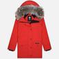 Женская куртка парка Canada Goose Trillium HD Red фото - 0