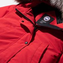 Женская куртка парка Canada Goose Trillium HD Red фото- 1