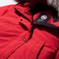 Женская куртка парка Canada Goose Trillium HD Red фото - 1