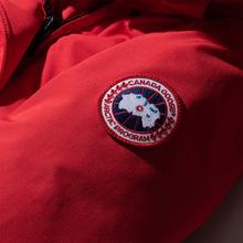Женская куртка парка Canada Goose Trillium HD Red фото- 2