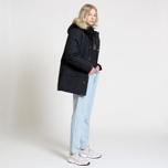 Женская куртка парка Carhartt WIP W' Anchorage 4.7 Oz Black/Black фото- 8