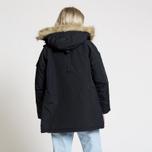 Женская куртка парка Carhartt WIP W' Anchorage 4.7 Oz Black/Black фото- 9