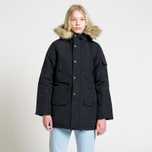 Женская куртка парка Carhartt WIP W' Anchorage 4.7 Oz Black/Black фото- 10