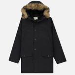 Женская куртка парка Carhartt WIP W' Anchorage 4.7 Oz Black/Black фото- 0